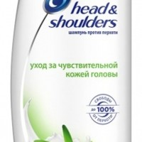 Шампуни Head & Shoulders 600 мл алое Акция